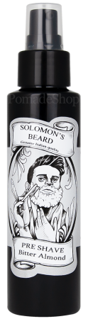Solomon's Beard Pre Shave Bitter Almond