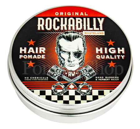 Rockabilly Wasteland Pomade