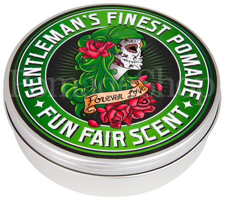 Gentlemans Finest Pomade Fun Fair Scent