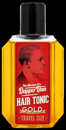 Dapper Dan Hair Tonic GOLD Travel Size 100ml