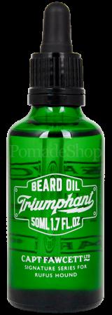 Captain Fawcett Triumphant Beard Oil 50 ml