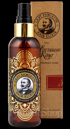 Captain Fawcett The Bearded Dame Hair Elixir