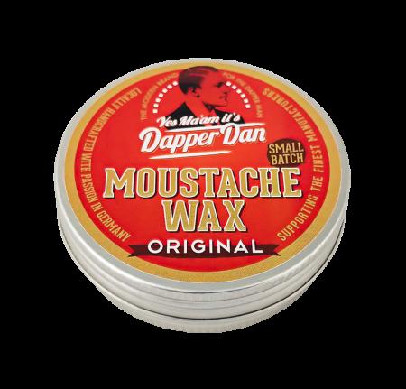 Dapper Dan Moustache Wax Small Batch Original