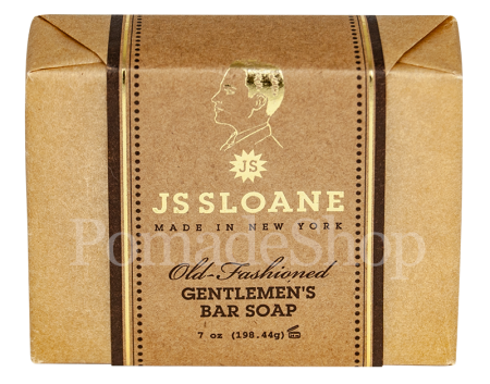 JS Sloane Old fashioned Gentleman's Bar Soap