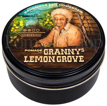 MG Pomade Grannys Lemon Grove