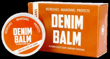 Damn Good Soap Company Denim Balm