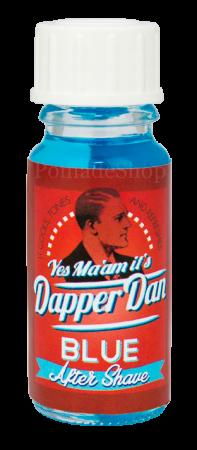 DAPPER DAN After Shave BLUE, Tester 10 ml