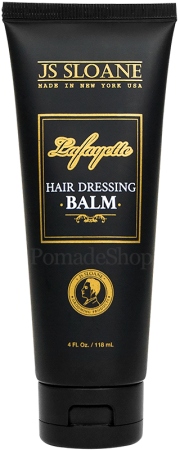 JS Sloane Lafayette Hair Dressing Balm