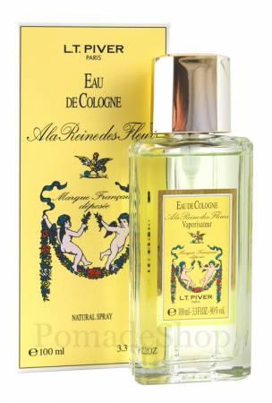L.T. Piver A la Reine des Fleurs EdC, 100 ml Spray.