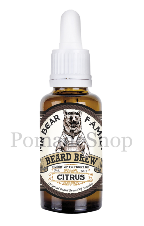 Mr Bear Family Beard Brew Citrus