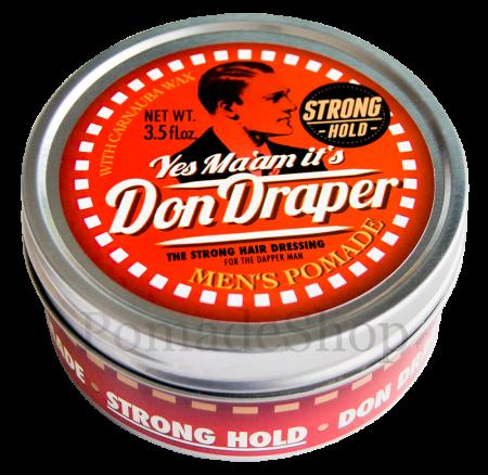 Don Draper Strong Pomade