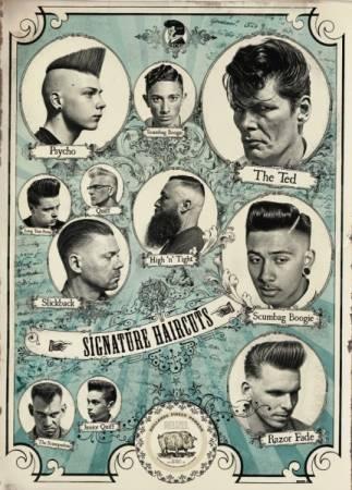 Reuzel Poster