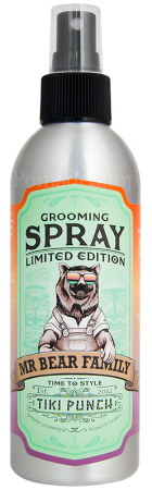 Mr Bear Family Tiki Punch Limited Edition Grooming Spray