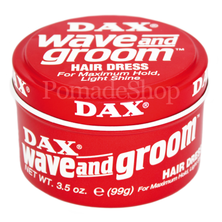 DAX Wave & Groom (DAX Wax / rote DAX)