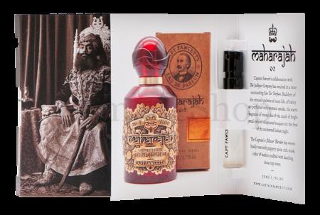 Captain Fawcett´s MAHARAJAH Eau de Parfum Tester / Travel Size