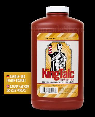 Barbicide King Talc Puder