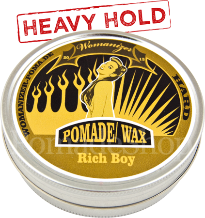 Womanizer Pomade Rich Boy