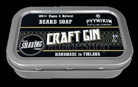 "Nordic Shaving BEARD SOAP ""Craft Gin"""
