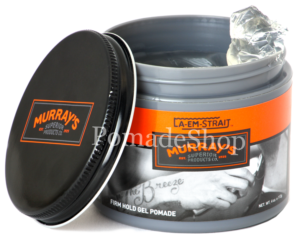 ... Pomade · Preview: Murray's LA EM STRAIT