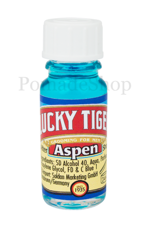 "Lucky Tiger Aspen After Shave ""TRAVEL SIZE"" 10 ml"