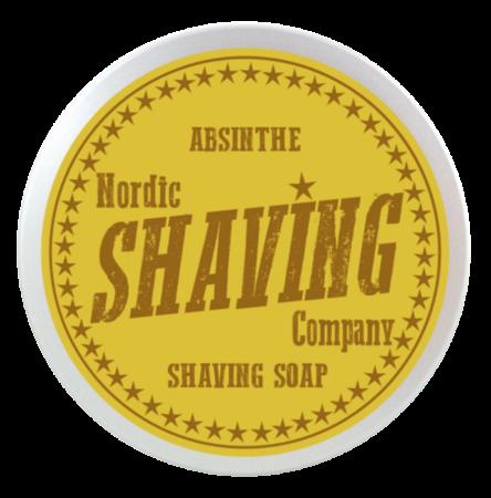 "Nordic Shaving SHAVING SOAP ""Absinth"""