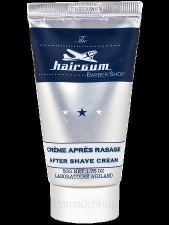 Hairgum After Shave Cream (Creme apres Rasage) Tube