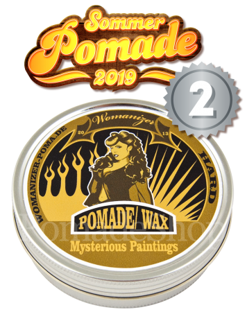Womanizer Pomade Mysterious Paintings