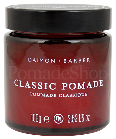The Daimon Barber Classic Pomade