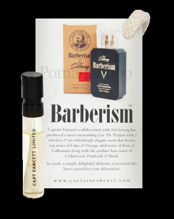 Captain Fawcett Barberism Parfum Tester Travel Size