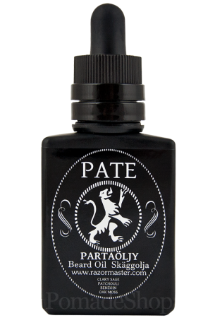 Razor Master Beard Oil, PATE 30 ml