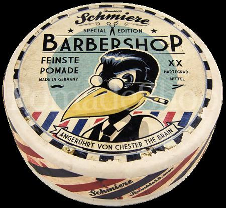 Schmiere Special Edition Barber Shop mittelfest