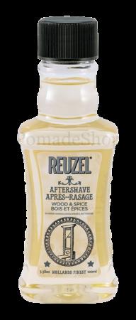 """Reuzel After Shave """"Wood & Spice"""""""