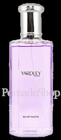 Yardley English Lavender Eau de Toilette, 125 ml