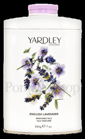 Yardley English Lavender Talc