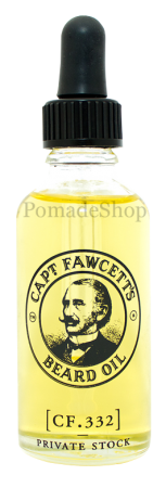 Captain Fawcett's 'Privat Stock' BartÖl