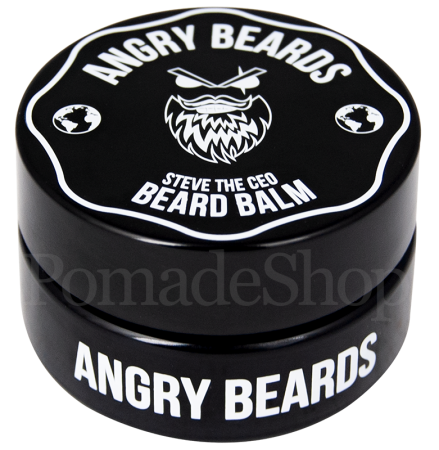 Angry Beards Beard Balm Steve the CEO