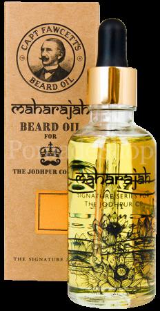 Captain Fawcett Maharajah Beard Oil 50 ml