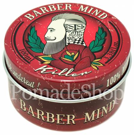Barber Mind Pomade Killer