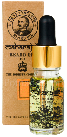 Captain Fawcett Maharajah Beard Oil 10 ml