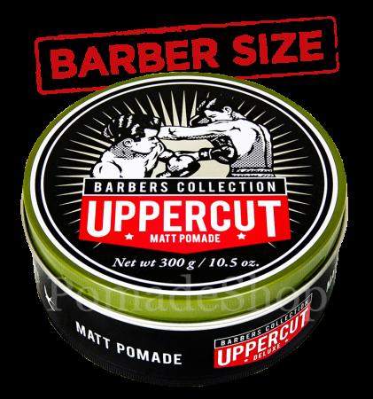 Uppercut Matt Pomade Barbers Collection