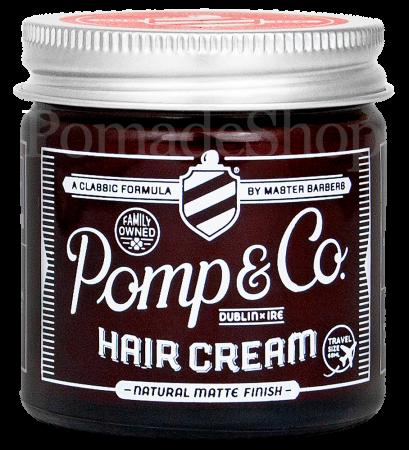 Pomp & Co. Hair Cream Travel Size