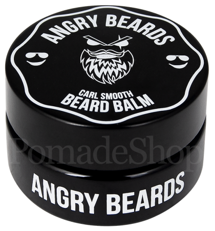 Angry Beards Beard Balm Carl Smooth