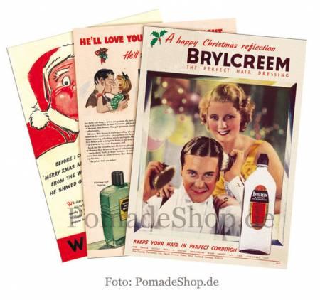 Weihnachtskarten-3er-Set