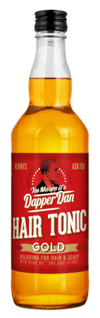Dapper Dan Hair Tonic GOLD