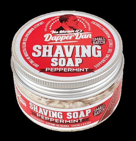 Dapper Dan Shaving Soap Small Batch Peppermint