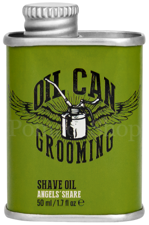 Oil Can Grooming Beard Oil Angels Share