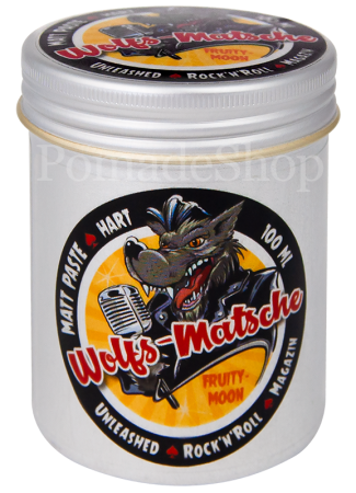 "Wolfs-Matsche Matt Paste ""FRUITY MOON"" hart"