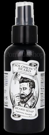 Solomon's Beard Japanese Sandal Bartseife