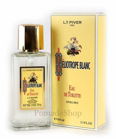 L.T. Piver Heliotrope Blanc EdT Spray, 100 ml.