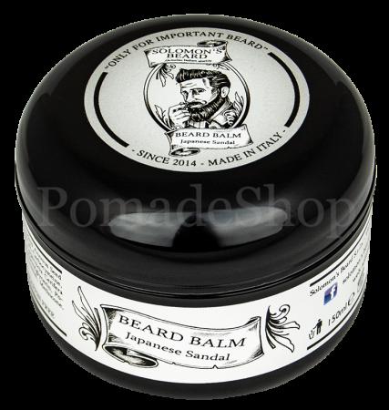 Solomon's Beard Japanese Sandal Beard Balm
